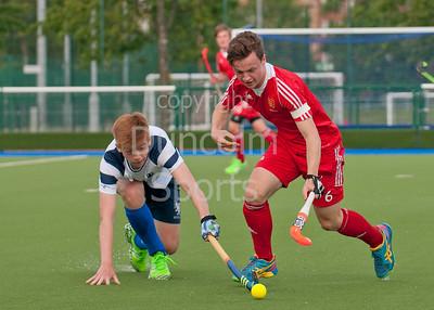 Scotland Under 21s v England