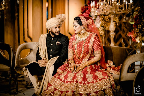Sarah & Ikram Wedding