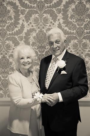 Layer 50th Wedding Anniversary Celebration
