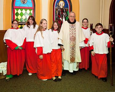 Fr. Len Stunek 50th Anniversary