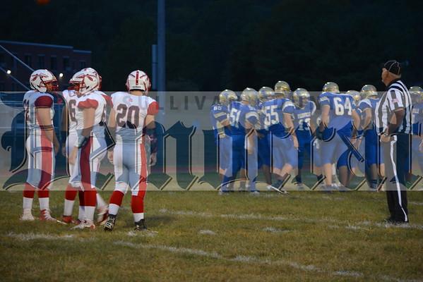 Liberty vs Ellenville Football