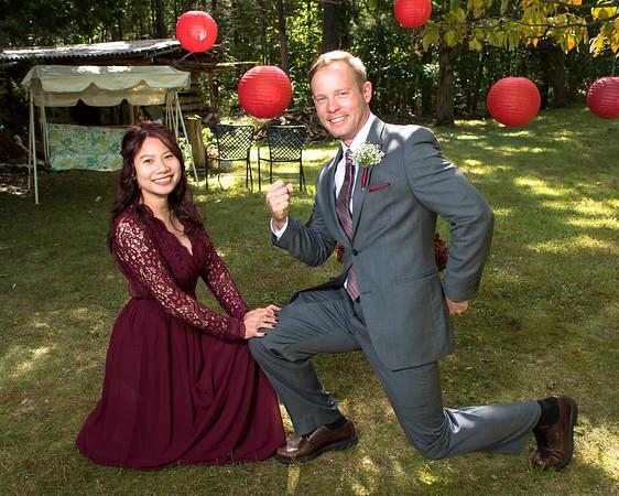 ShanShan and Erik's Wedding