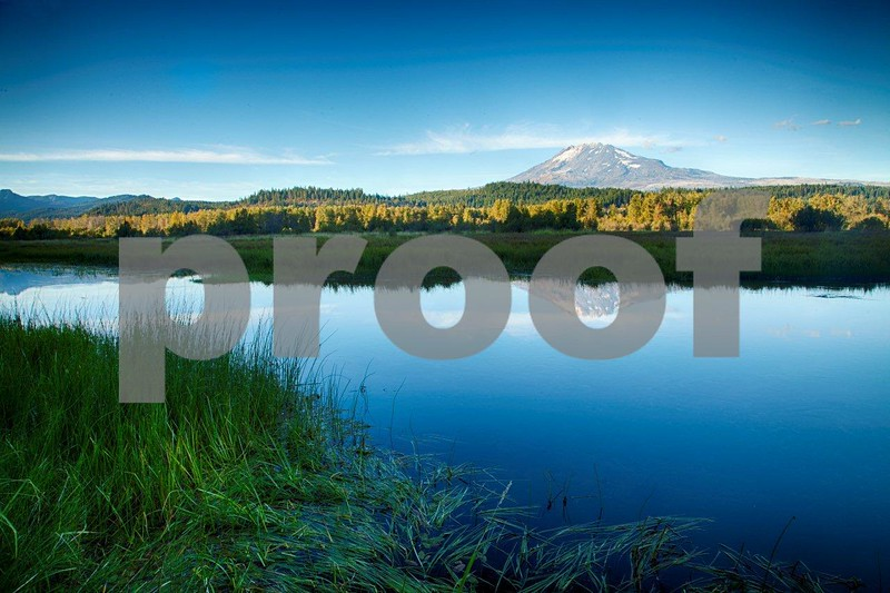 Mt. Adams, Trout Lake, sunset 5103_HDR.jpg