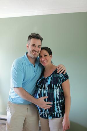 Dave and Debra Pregnant