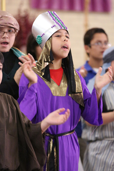 St Paul Christmas Pageant 2012