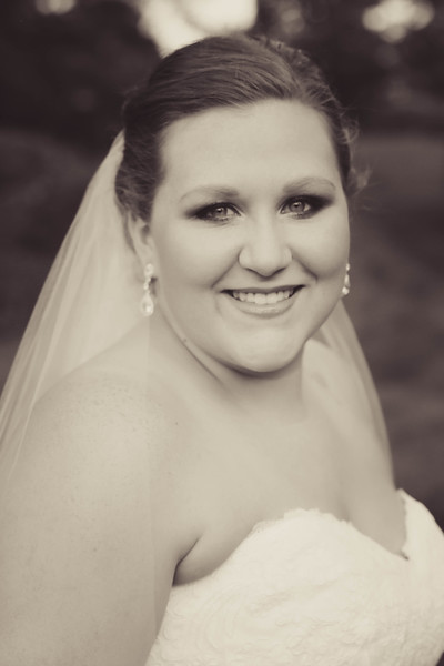 Addie Whitesides Bridal Portraits