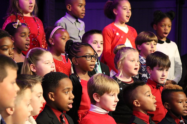 Holiday Choir Concert  - December 5, 2017