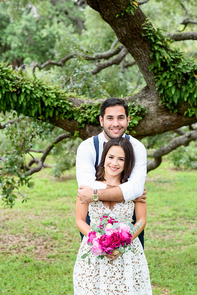 Luciana and Carlos Social Media