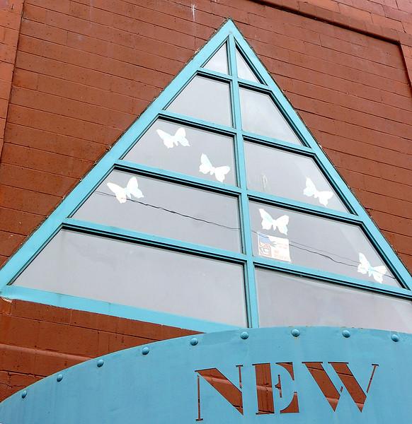 5/27/07Heather Dow of Auburn correctly identified the New Auburn Community Center/Boys & Girls Club in Auburn.