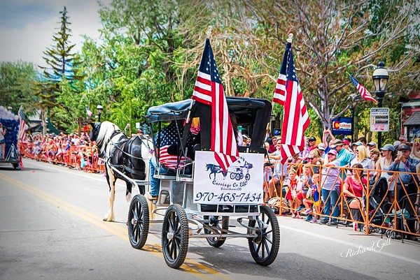 2019 4th of July Parade - Breckenridge