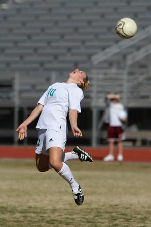 Highland HS Girl's Soccer 2-4-12