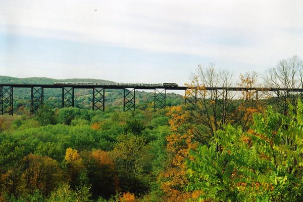 Moodna Viaduct built 1906 - 1908