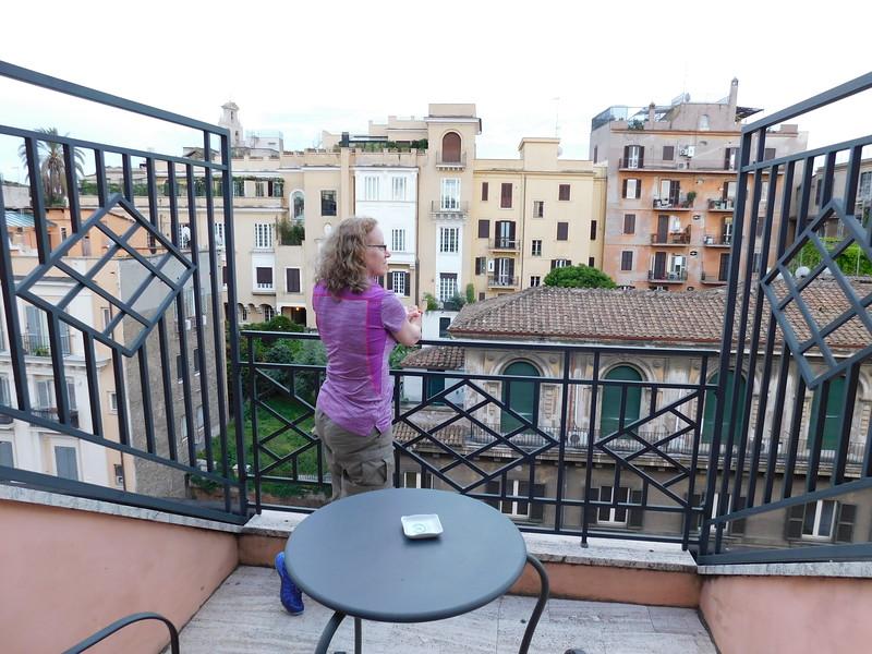 The Grand Hotel Palatino - Room 809