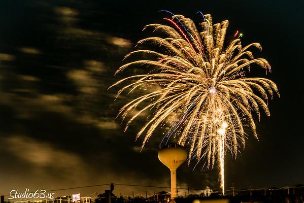 LBI Fireworks 070414