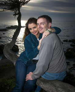 Sonja & Randy Engagement Photos 3-8-14
