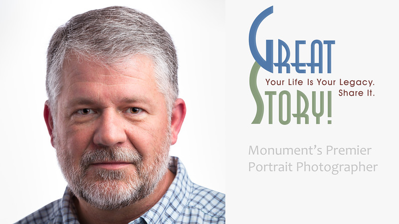 Portrait Photographer in Monument Colorado, Stephen