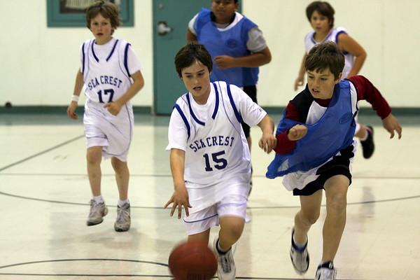 Sea Crest Basketball 12.10.09