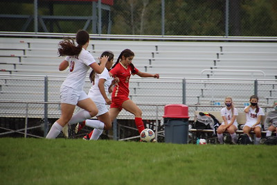 GIRLS SOCCER Andrean VS Lowell 2020