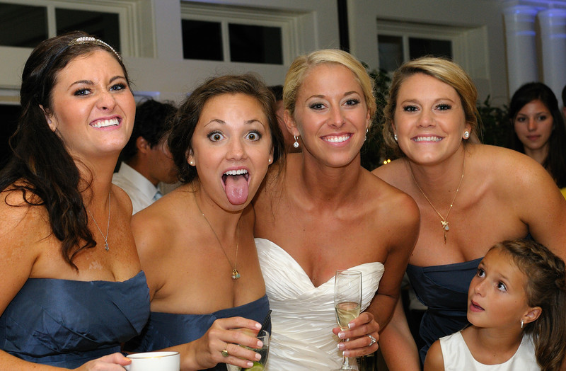 I love all Stacy's bridesmaids!