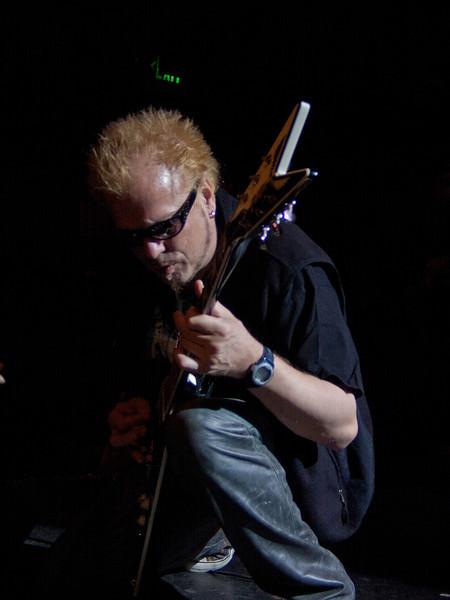 Michael Schenker @ Studio 7 06-17-2007