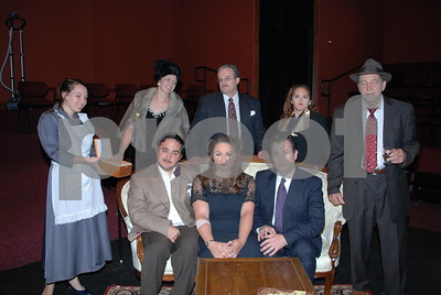 10/19/15 Tyler Civic Theatre Presents Murder By Natural Causes - Rehearsal by Jan Barton