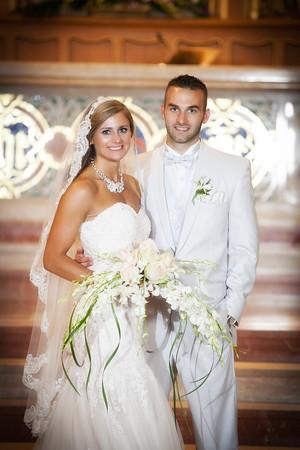 Lindsey + Johnny - Bridal Portaits