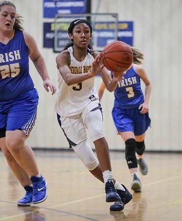 Girls Basketball: Riverdale Baptist School vs. St. Joseph Central