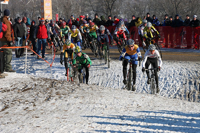 2007 Cyclocross Nationals - Collegiate Men