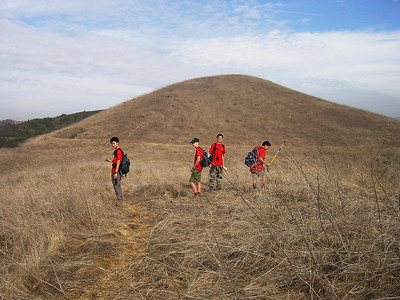 12/6/2003 - Whiting Ranch Day Hike
