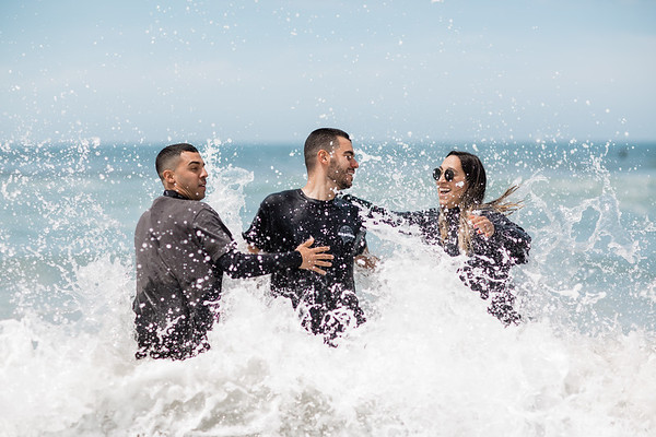 2019-05-18 Venice Beach Baptisms