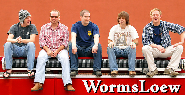 WormsLoew Firehouse Photo Shoot - March 2009