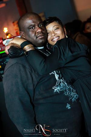 Art Beats & Lyrics Afterparty at Lola 12-14-2012