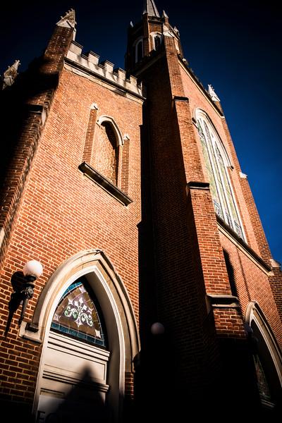 Good Shephard Church Frankort