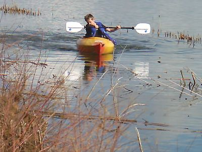 Roper Lake Feb 2005