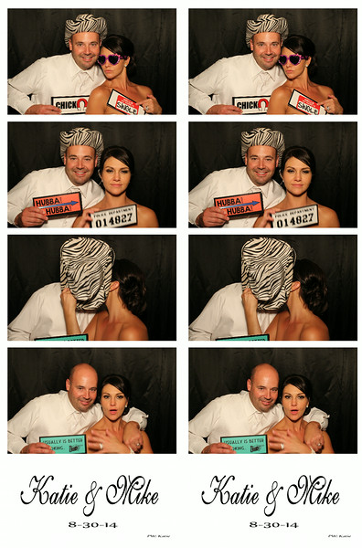 Katie & Mike August 30, 2014