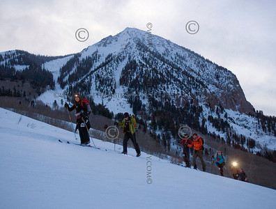 Elk Mtn Grand Traverse 2010 Crested Butte CO