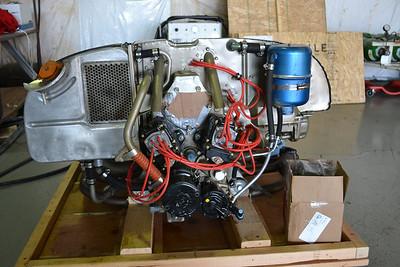 Engine Swap (N3231C)