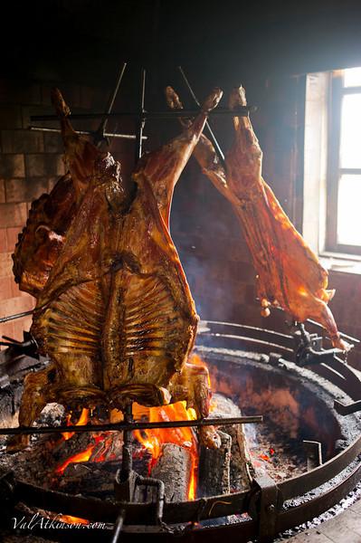 Grilled Lamb Asado