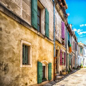 Journey Across France: Arles