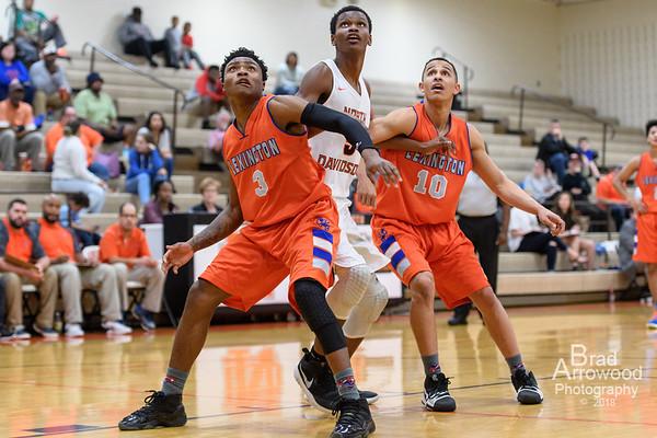 NDHS Basketball vs Lexington Tournament