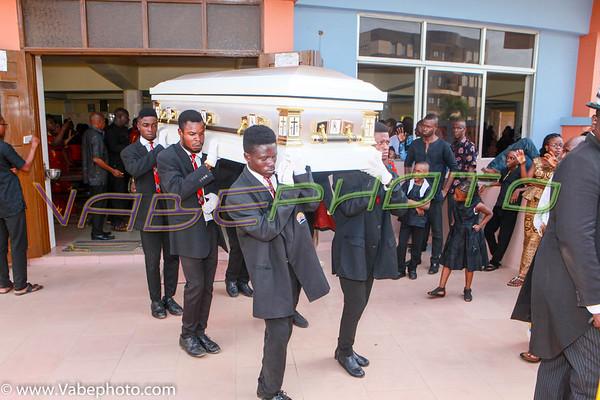 "Atagan Teiko Joseph Vidigrah ""Videglah"" Funeral Accra Ghana"