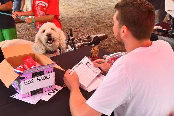 2018 GNCC Rd 11 Mason Dixon Dog Show