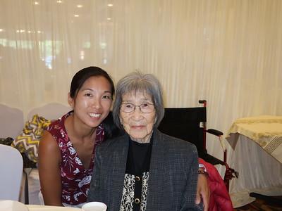 Grandma's 100th Birthday Dinner