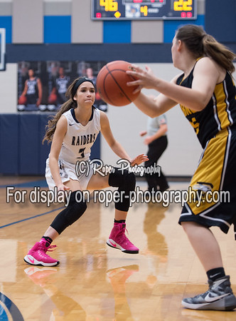 WBB-Forney vs Wylie East