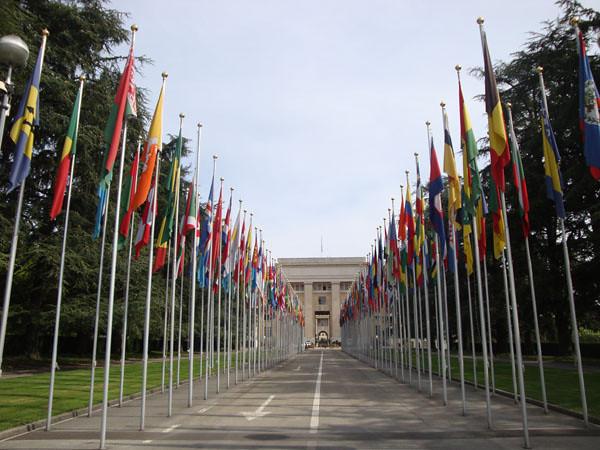 UN HQ. The UN has public tours. The book shop alone makes them worthwhile.
