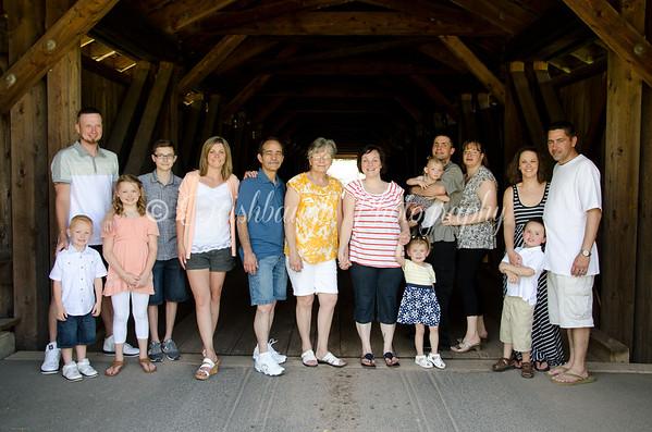 Cheshire Family 2017