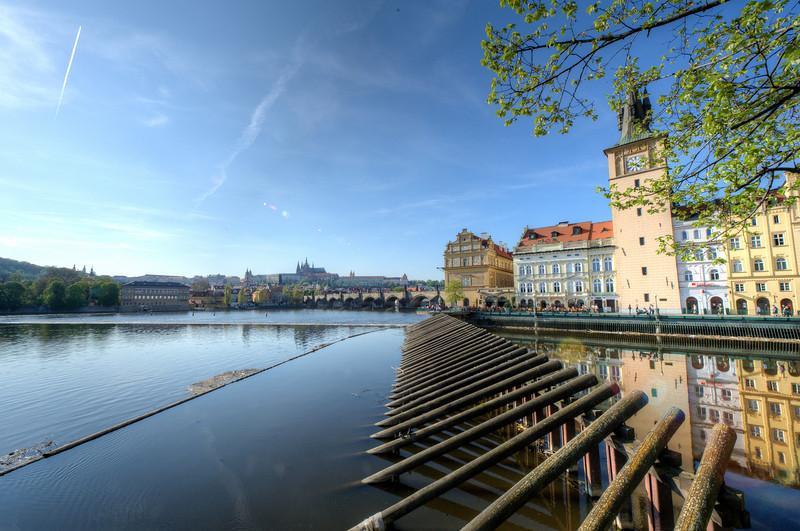 City sightings in Prague, Czech Republic