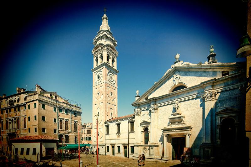 Santa Maria Formosa church, Castello, Venice, Italy