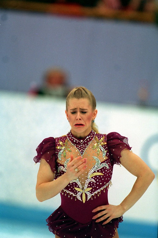 """. <p><b> Former figure skating champion Tonya Harding was back in the headlines because Monday was the 20th anniversary of � </b> <p> A. The attack on Nancy Kerrigan <p> B. Her performance in the 1994 Lillehammer Olympics <p> C. The first of her dozen sex tapes <p><b><a href=\'http://nypost.com/2014/01/07/tonya-hardings-ex-attack-on-kerrigan-was-stupid/\' target=\""""_blank\"""">HUH?</a></b> <p>   (Chris Cole/Allsport)"""