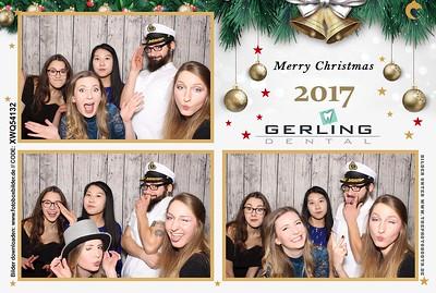 Weihnachtsfeier Dental Gerling